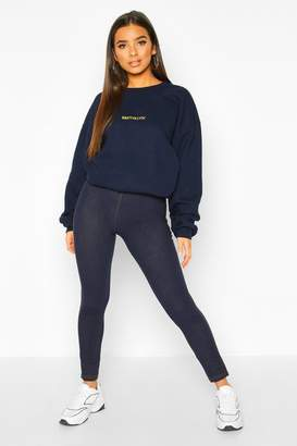 boohoo Bum Lifting Pocket Back Basic Jeggings