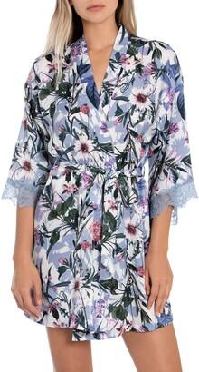 Jonquil Michelle Floral Wrap