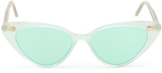 Cutler & Gross Cat-Eye Sunglasses