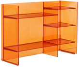 Kartell Sound-Rack Shelf - Tangerine