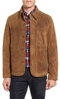 Timberland Men's Welder Suede Jacket