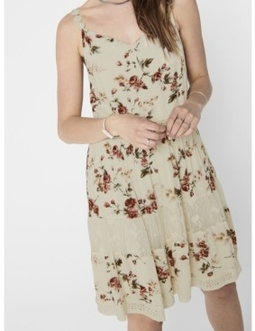 Only Kamren Anne Sleeveless Short Dress