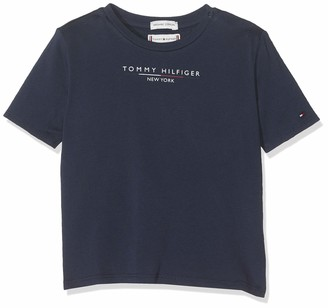 Tommy Hilfiger Tommy Baby Girls' Essential Tee S/s T-Shirt