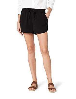 Only NOS Women's onlTURNER SHORTS WVN NOOS Plain Straight Leg Shorts,UK (Manufacturer Size: 40)