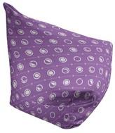 """East Urban Home Bean Bag Cover East Urban Home Size: 27"""" H x 30"""" W x 25"""" D, Cushion Fill: No Fill, Fabric: Green"""