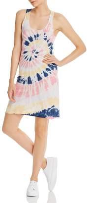 Nation Ltd. Marley Tie-Dye Tank Dress