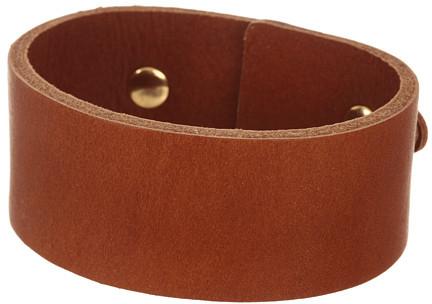 Gorjana Sadie Leather Cuff Bracelet