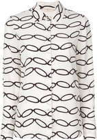 Tory Burch printed shirt