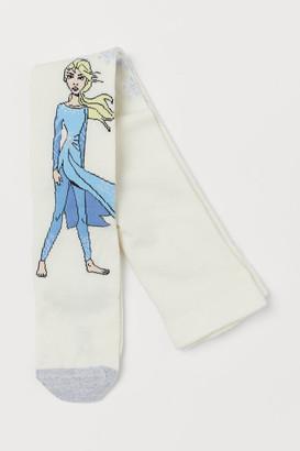 H&M Fine-knit tights
