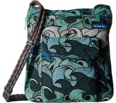 Kavu Sidewinder Cross Body Handbags