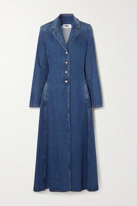 MM6 MAISON MARGIELA Denim Coat - Mid denim