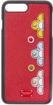 Dolce & Gabbana Red Flower iPhone 7 Plus Case