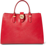 Ralph Lauren Charleston Leather Tote