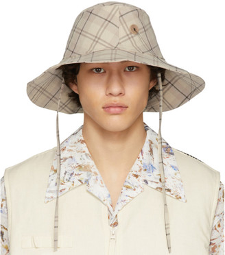 Off-White LHomme Rouge Cut Hat
