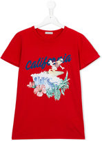 Moncler California T-shirt - kids - Cotton - 14 yrs