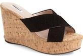 Dune London 'Karmen' Wedge Sandal (Women)