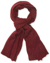 Qi Women's Donegal Cashmere Scarf