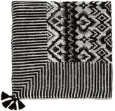 Nine West Striped and Print Scarf