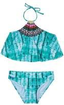 Gossip Girl Girl's Desert Rose Two-Piece Swimsuit