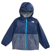 The North Face Toddler Boy's 'Warm Storm' Hooded Waterproof & Windproof Jacket