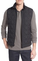 Victorinox Men's Quilted Matterhorn Ii Water Repellent Vest