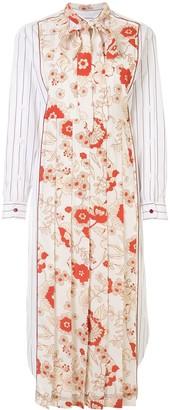 Ports 1961 Floral-Print Shirt Dress