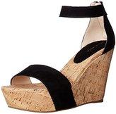 Pelle Moda Women's Clare Wedge Sandal
