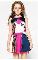 Desigual Girls' Skirt Tona, Sizes 5-14 (13/14)