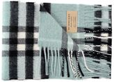 Burberry Exploded Check Cash Scarf 127x20