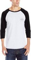 Quiksilver Men's Stabbed Raglan T-Shirt