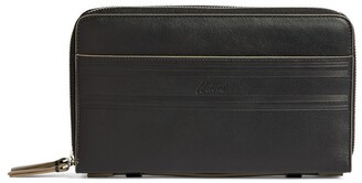 Brioni Leather Travel Wallet