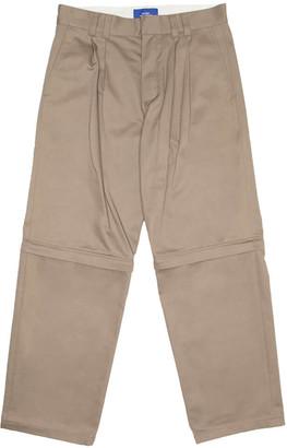 Rassvet Zip Off Brown Chinos Pants