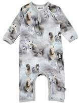 Molo Fiona Jersey Coverall, Size 3-12 Months