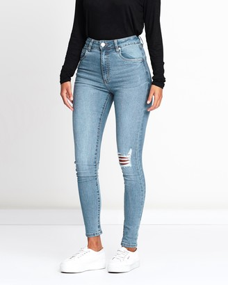 Cotton On High Skinny Jeans