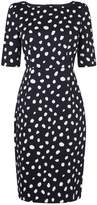 LK Bennett L.K.Bennett Laury Printed Dress Dresses