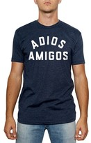 Kid Dangerous Men's Adios Amigos Graphic T-Shirt