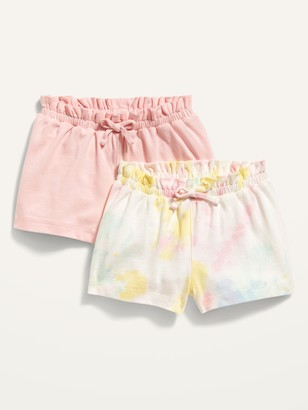 Old Navy 2-Pack Jersey-Knit Pull-On Shorts for Baby