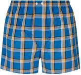 Derek Rose Check Boxer Shorts