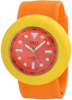 TKO ORLOGI Women's TK590-OYO Rubber Slap Watch