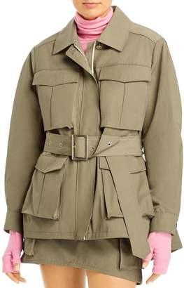 Pocket Belted Jacket