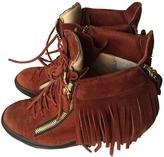 Giuseppe Zanotti Repaired Sneakers
