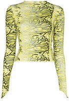 Thumbnail for your product : MAISIE WILEN Graphic-Print Top