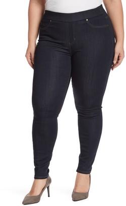 Liverpool Jeans Co Sienna Knit Denim Leggings (Plus Size)