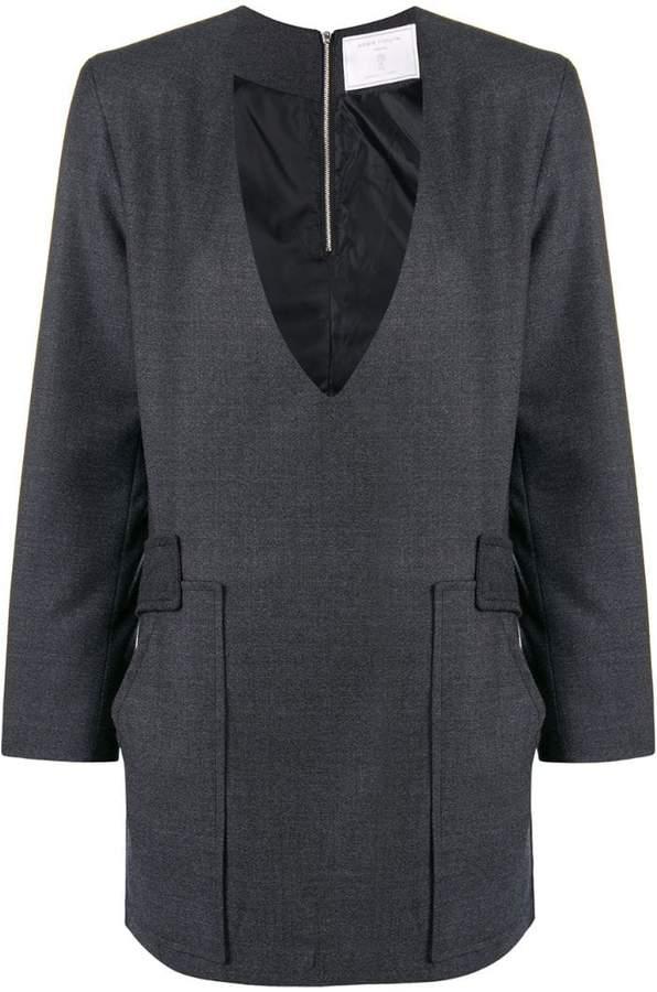 Societe Anonyme Tunic Lover blazer