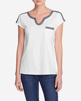 Eddie Bauer Women's Rosario Beach Pocket T-Shirt