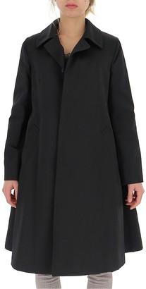 Comme des Garçons Comme des Garçons Concealed Oversized Collar Coat