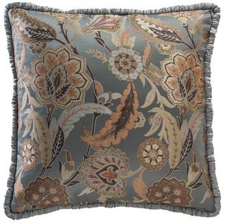 14 Karat Home Inc. Portis Garden Floral Euro Pillow Cover