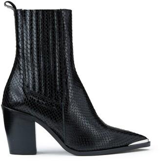 Jonak Basama Leather Boots