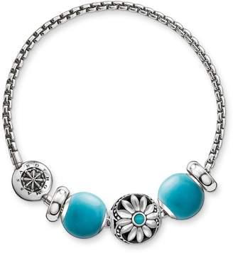 Thomas Sabo Women Silver Jewellery Set - SET0363-495-17-L19