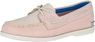 Sperry Women's A/O Plush Tri Tone Boat Shoe